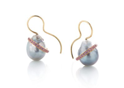 Deco Dive Earrings