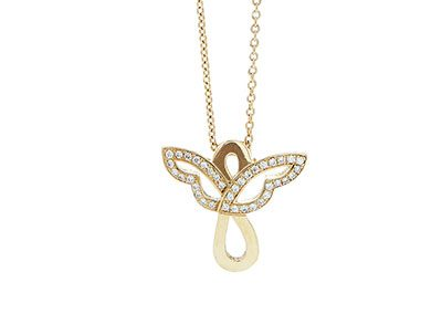 I believe in Angels Necklace