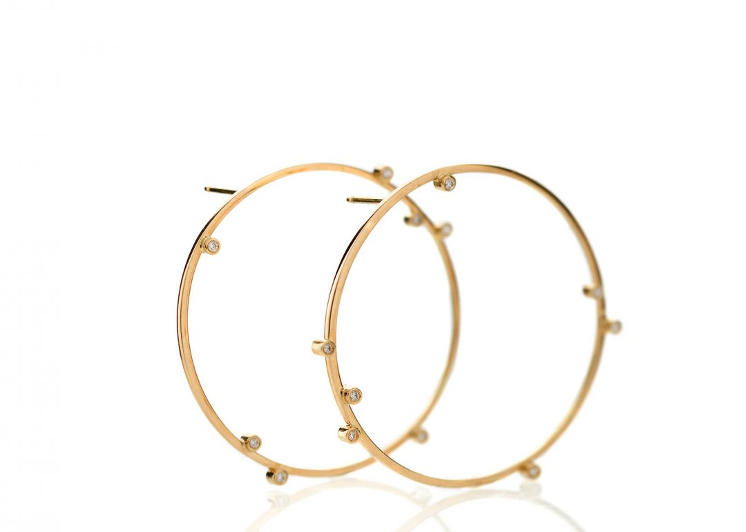 Cassiopeia Earrings