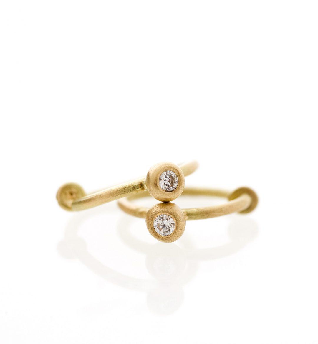 Caviar Earrings