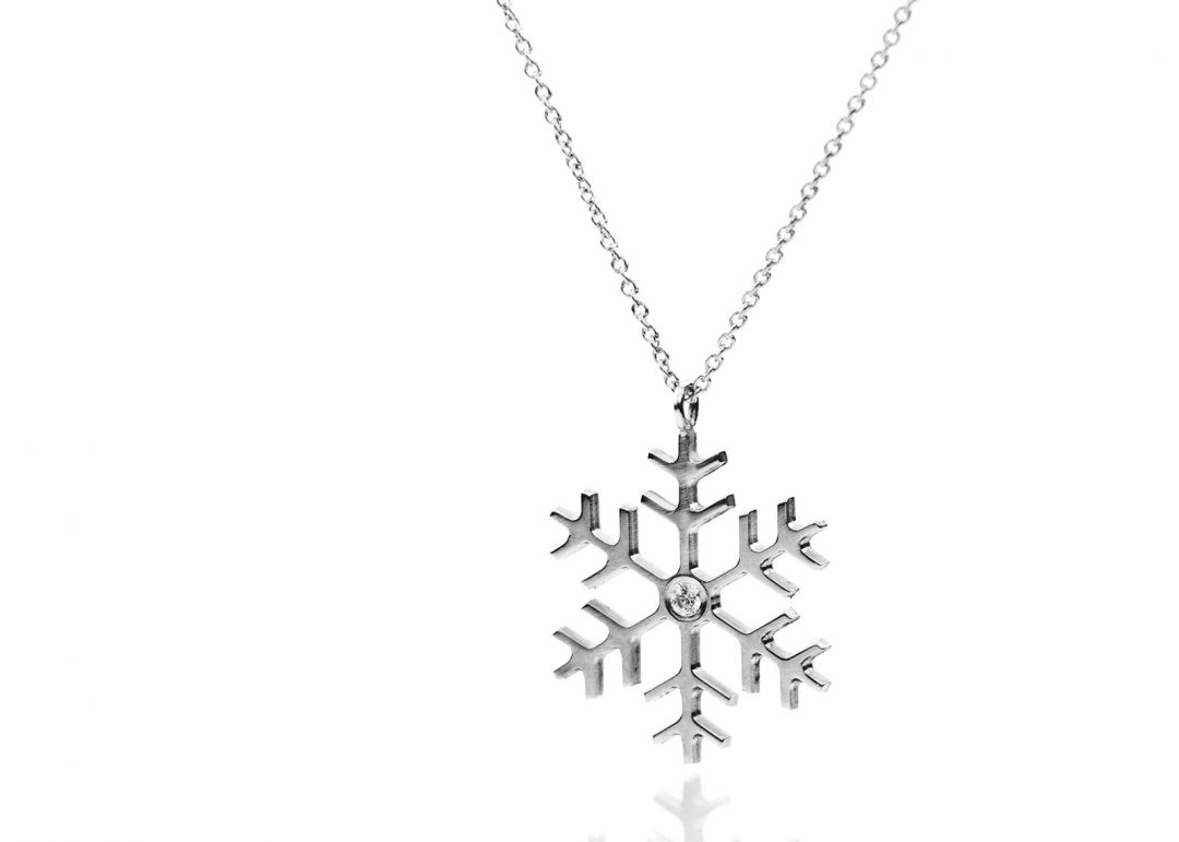Frozen Crystal Necklace